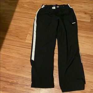 Reebok medium athletic pants